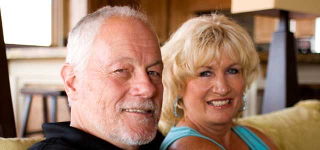 Cathy and Peter were in their 50s when things turned bad.
