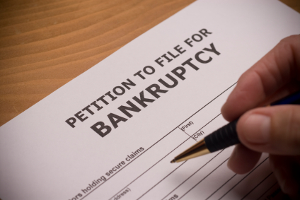 Declaring bankruptcy – a bleak outlook for individuals